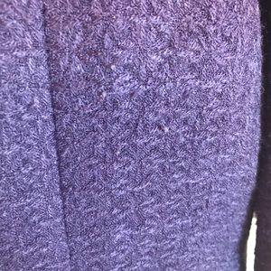Coldwater Creek Jackets & Coats - Coldwater Creek Zip Front Long Sleeve Blazer